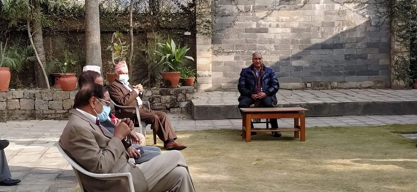 छोरो नजन्मी कसरी कन्दनी बाध्नु – बरिस्ठ नेता पौडेल