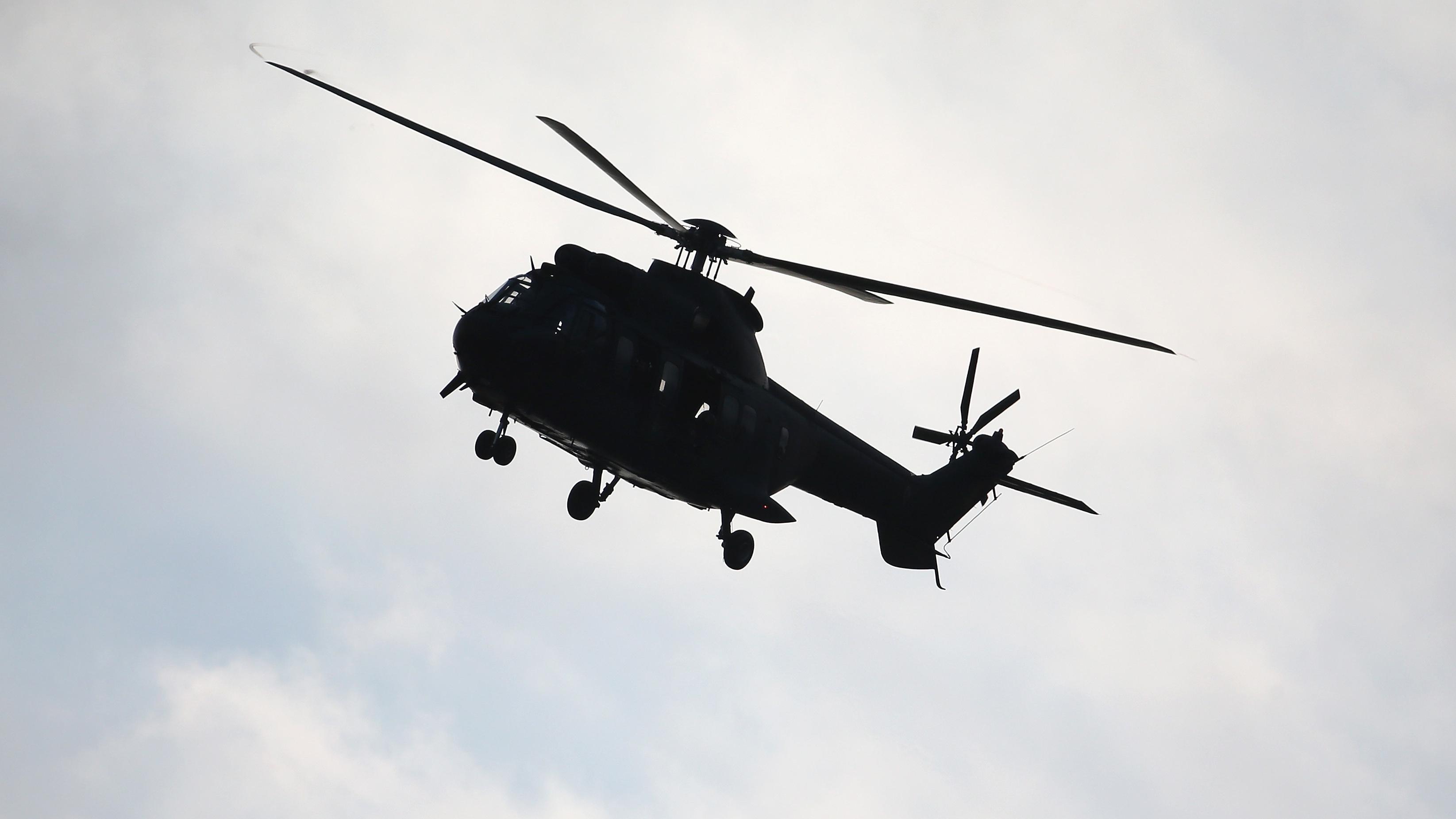 टर्किमा सैनिक हेलिकोप्टर दुर्घटना ११ सैनिकको मृत्यु