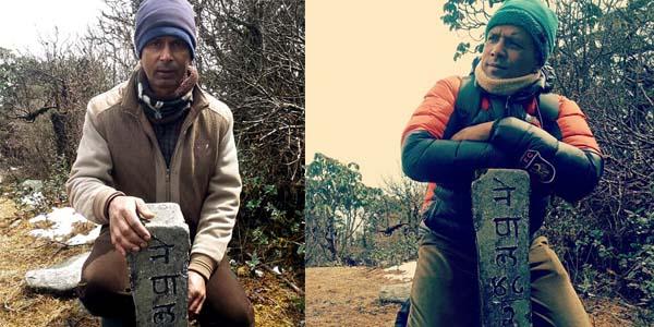 चिवा भञ्ज्याङको पिलर ४७/२ पर्यटन तथा राष्ट्रियताको पर्याय