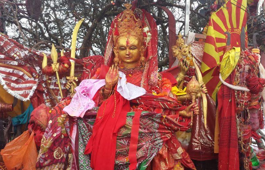 प्रसिद्ध धार्मिकस्थल पाथीभरा मन्दिरमा पूजापाठ तथा दर्शन गर्न रोक