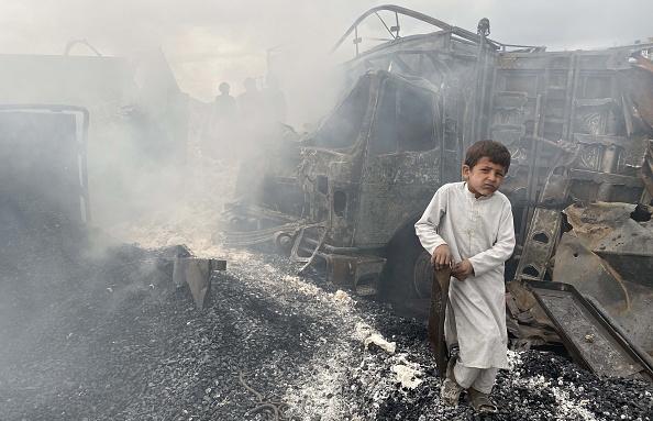 अफगानिस्तानको  राजधानी काबुलमा बम विष्फोट हुदाँ ३० जनाको मृत्यु,मृत्यु हुनेमा अधिकांश विद्यार्थी
