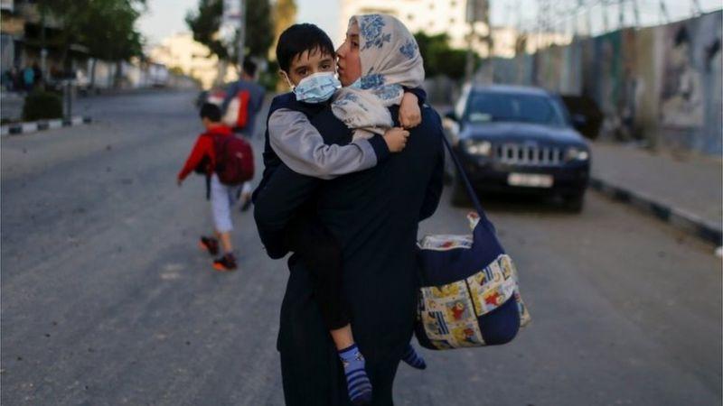 इजरेलको सङ्घर्ष चर्किएपछि संयुक्त राष्ट्रसङ्घद्वारा पूर्ण युद्ध हुनसक्ने चेतावनी