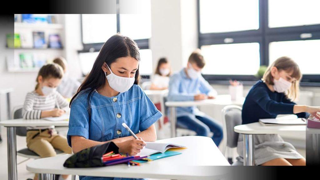 कोरोनाका कहरका विच विद्यालय सञ्चालनको तयारी, विद्यार्थी र शिक्षकलाई माक्स अनिवार्य