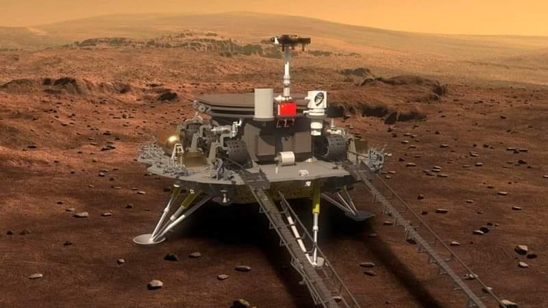 मंगलग्रहमा चिनिया यान पुग्यो १७ मिनेटमा अन्तरिक्षको सिग्नल पृथ्वीमा