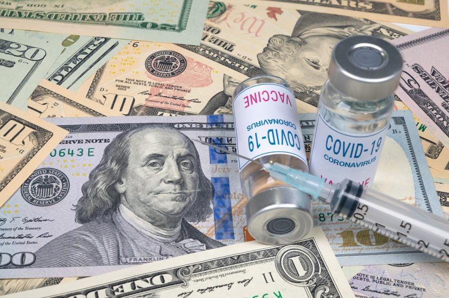 अमेरिकामा कोरोनाविरुद्वको खोप लगाउनेलाई प्रतिब्यक्ति १ सय डलर