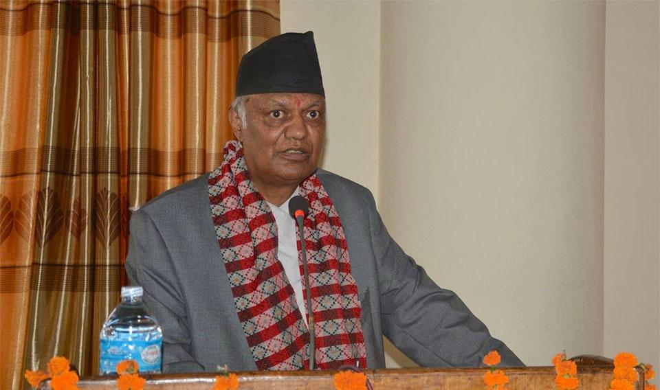 भानु नेपाल एकीकरणका सांस्कृतिक नायक : कुलपति उप्रेती