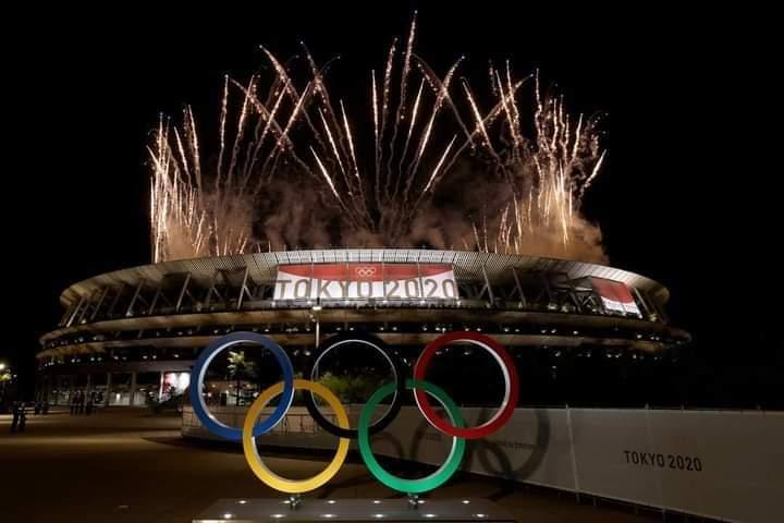 खेलकुदको कुम्भमेला ओलम्पिक २०२० को भव्य उद्घाटन