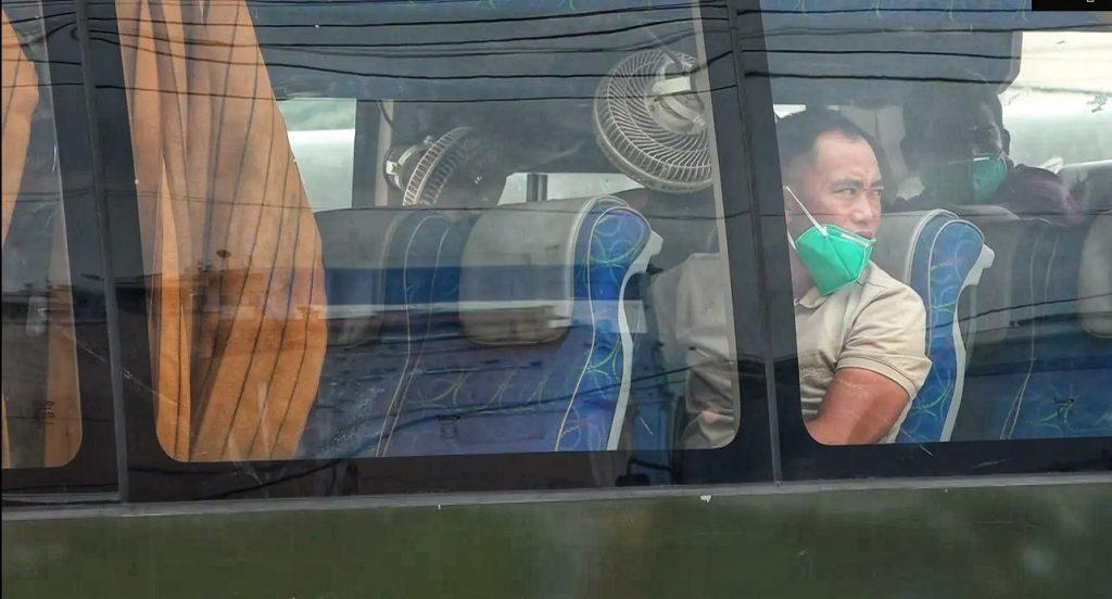 अफगानस्थानबाट उद्धार गरीएका ६१ जना नेपाली नेपाल आइपुगे