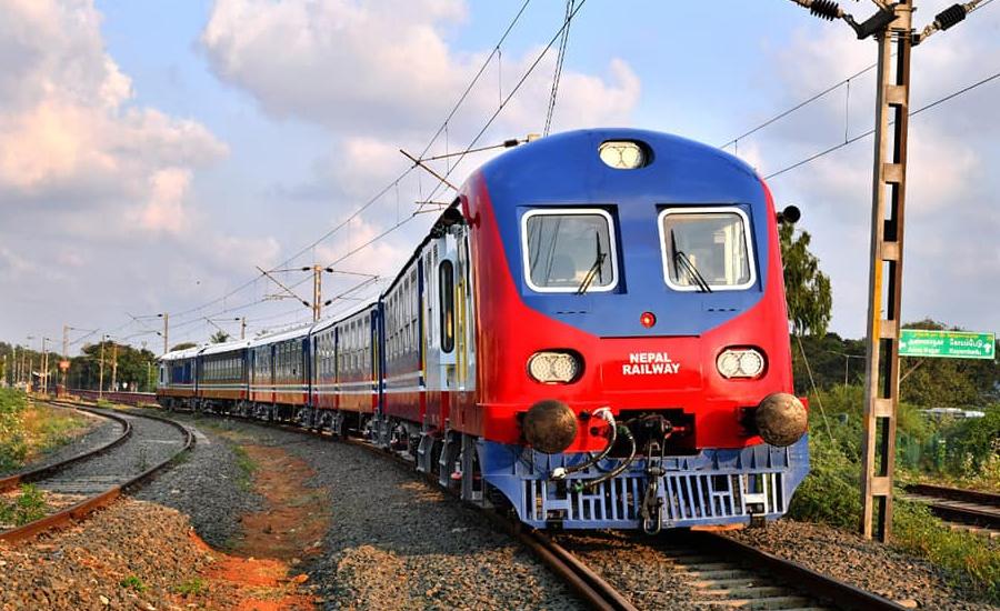 जनकपुर–जयनगर रेल्वे सञ्चालनका लागि प्रधानमन्त्रीको ध्यानाकर्षण
