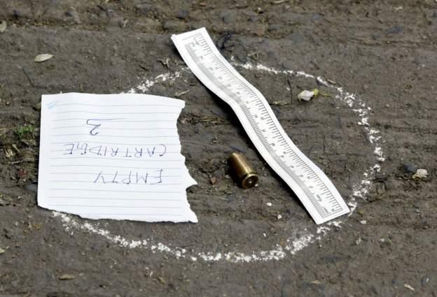 दिल्लीको रोहिणी कोर्टमा गोली चल्दा ३ जनाको मृत्यु