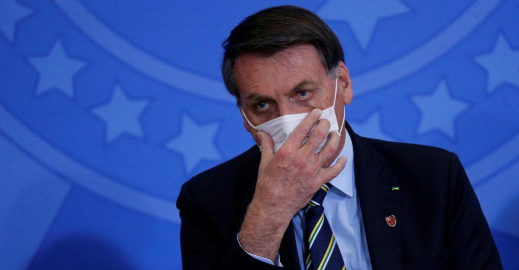 राष्ट्रसंघीय महासभामा भाग लिएर फर्किएका ब्राजिली राष्ट्रपति जैर बोल्सेनारोमा संक्रमण पुष्टि